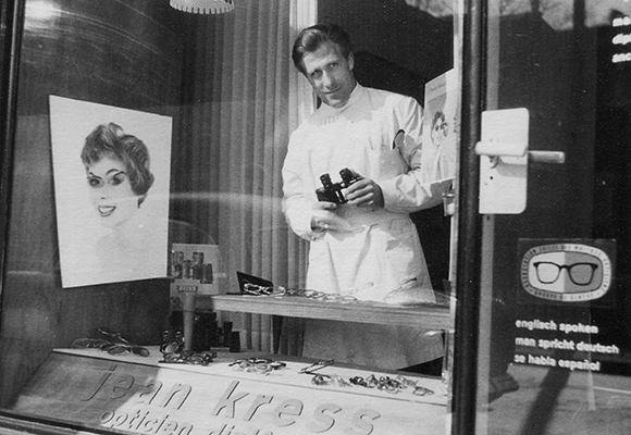 Kress Optic depuis 1957 à Genève