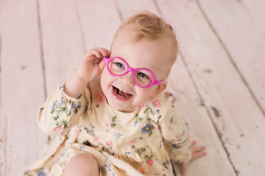 Miraflex lunettes colorées conçues pour les bébés et les enfants