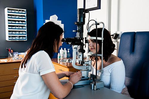 A quoi sert un examen de la vue?