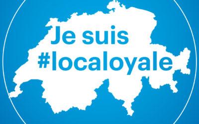 Soutenez les commerces locaux, rejoignez le mouvement #localoyale !
